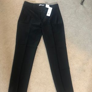 Vince Black Trousers. NWT